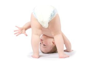 Verão pede cuidados extras com o bumbum do bebê