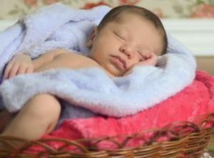 Dicas para um ensaio newborn mais tranquilo