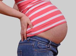 80% das gestantes sofrem com dor nas costas
