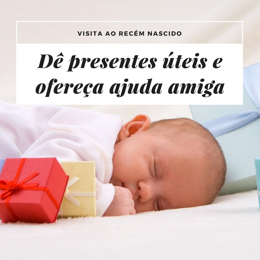 Presente para recém-nascido  dicas 40f6a7bad58
