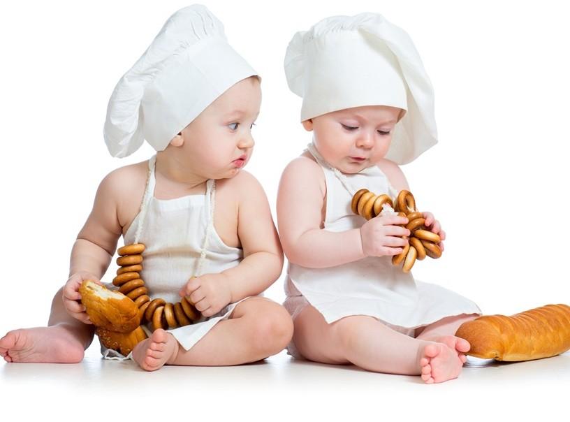 comidas para NÃO dar para o bebê