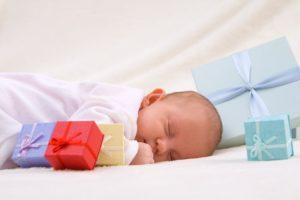 Presentes na visita ao recém-nascido