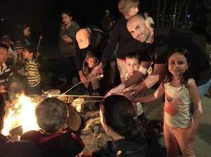 Campfire Show na Disney