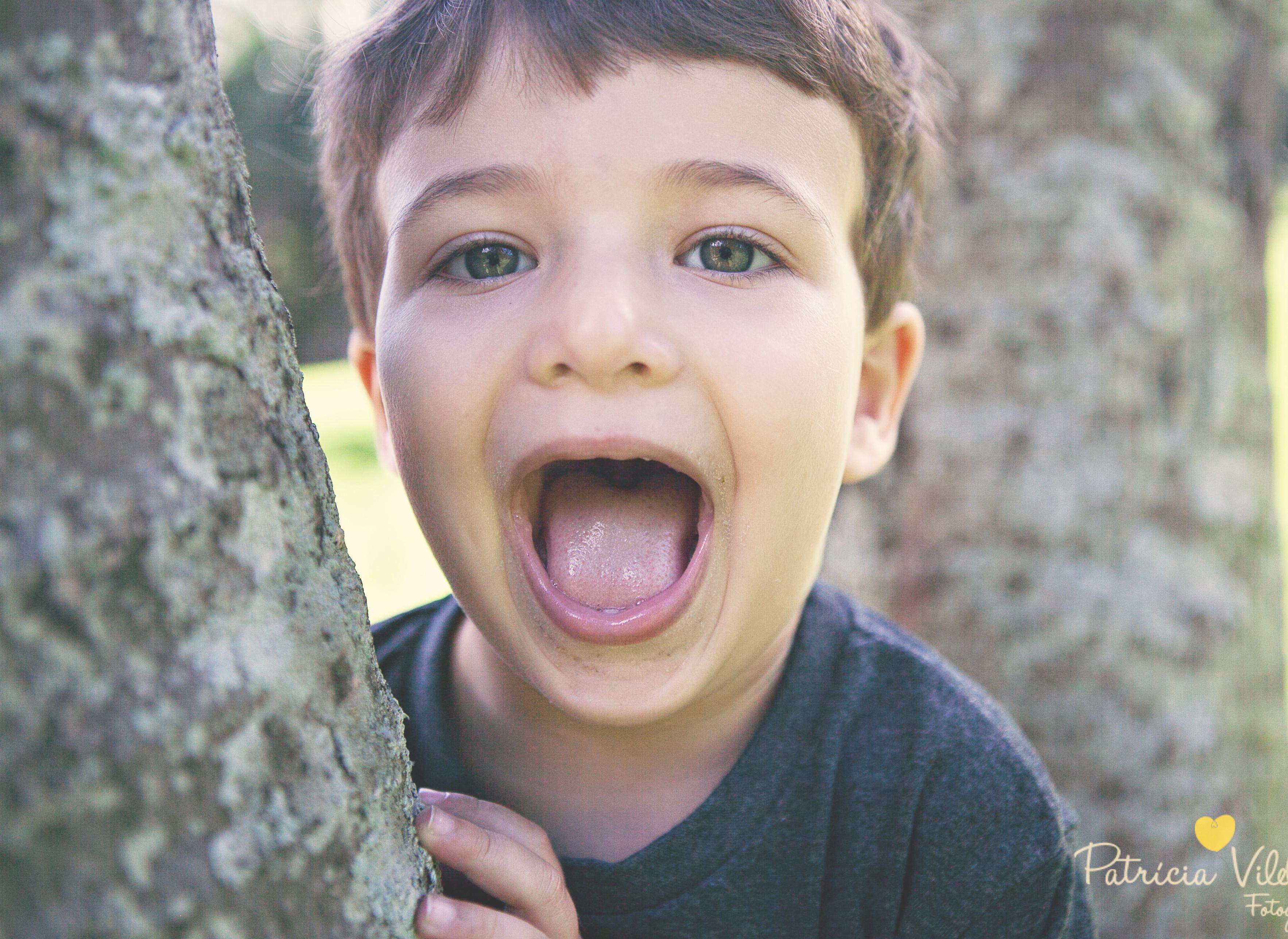 perda de audição na infância