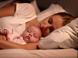 As madrugadas da maternidade