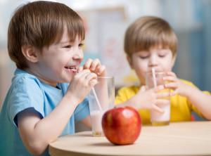 {Pergunte para a nutricionista} Café da manhã das crianças