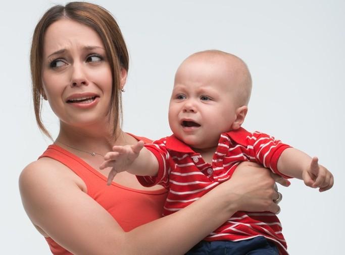 """Sobre o """"ninguém fala que a maternidade é difícil"""""""