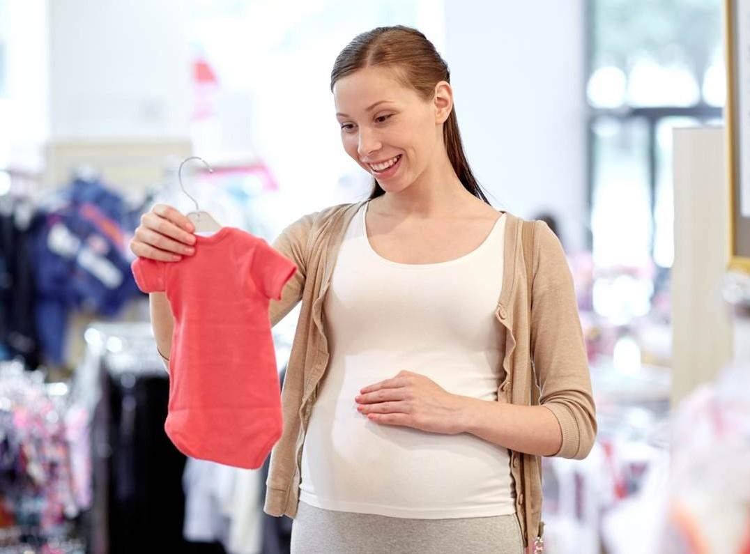 quantas roupas comprar para o bebê