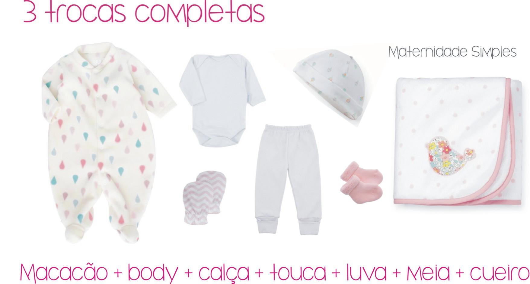 339ee11ef O que levar na mala da maternidade? | Maternidade Simples