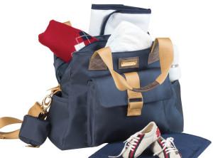 O que carregar na bolsa do dia a dia com o bebê