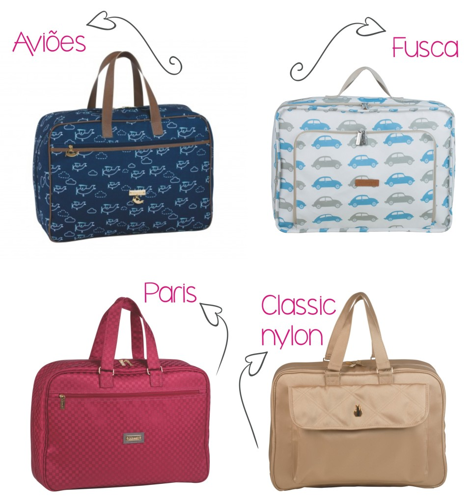 modelos masterbag baby