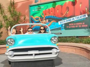 Dicas Disney com crianças: Um dia no Hollywood Studios com um bebê, uma criança e uma adolescente