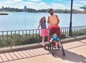 Dicas Disney com bebê: o carrinho ideal (e essencial) para viagem