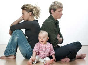 Casamento Depois Dos Filhos Marido E Mulher Até Que O Bebê Os Separe