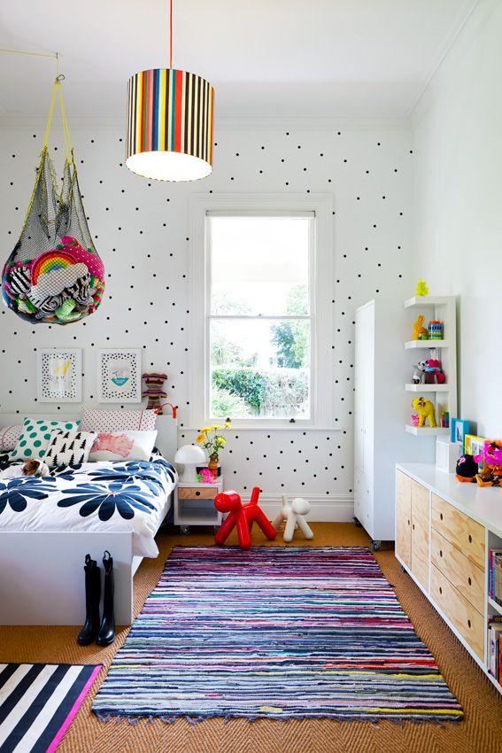 tendência decoração infantil