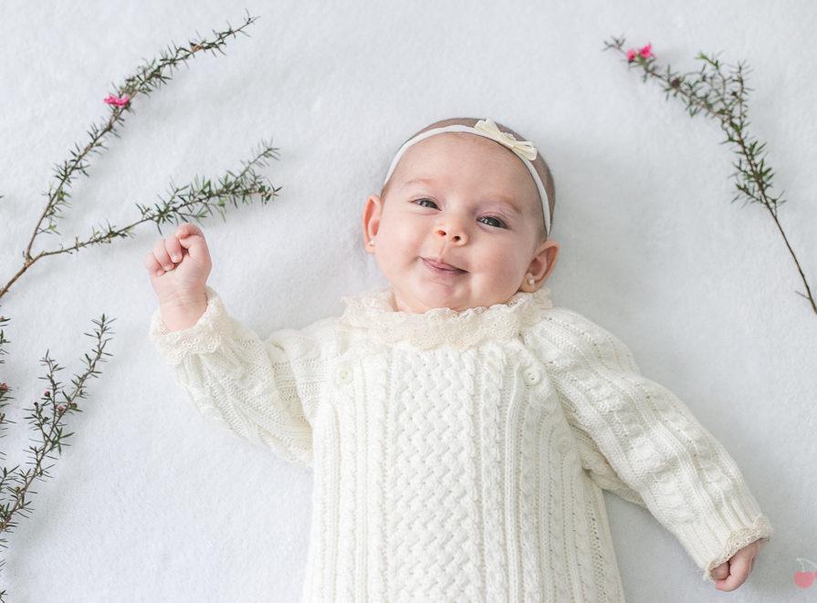 ensaio de bebê baby bloom