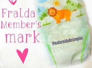 Fralda Member's Mark – Eu testei