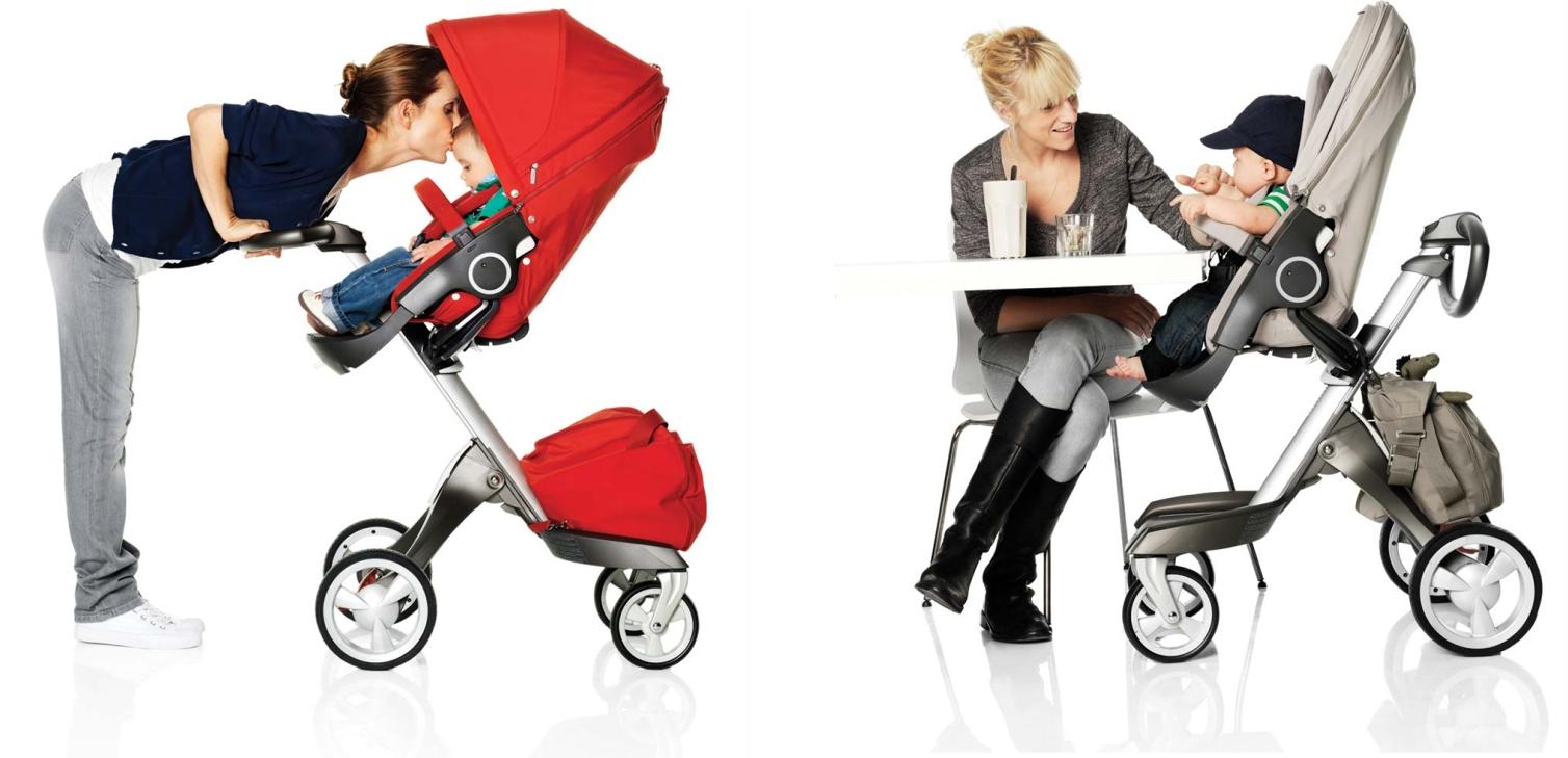 Stokke o carrinho de beb dos sonhos maternidade simples - Altura cambiador bebe ...