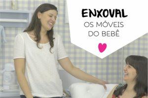 Como escolher os móveis do bebê