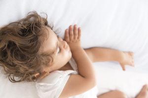 soneca diurna crianças