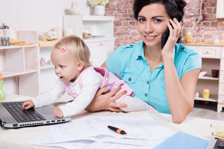 jornalista e mãe