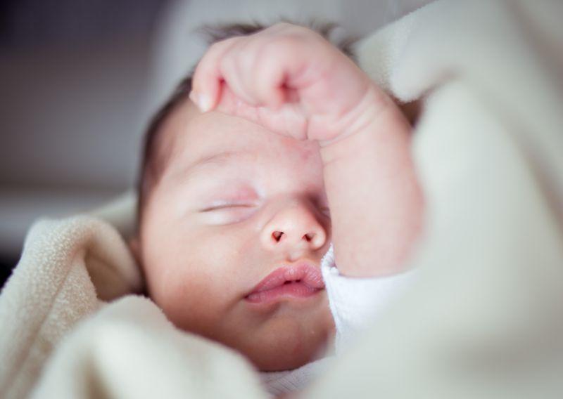 erros no sono do bebê