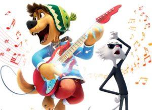 Filme: Rock Dog – No faro do sucesso