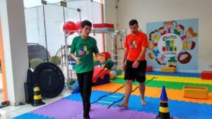 atividade física para autistas