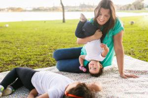 piada sobre maternidade