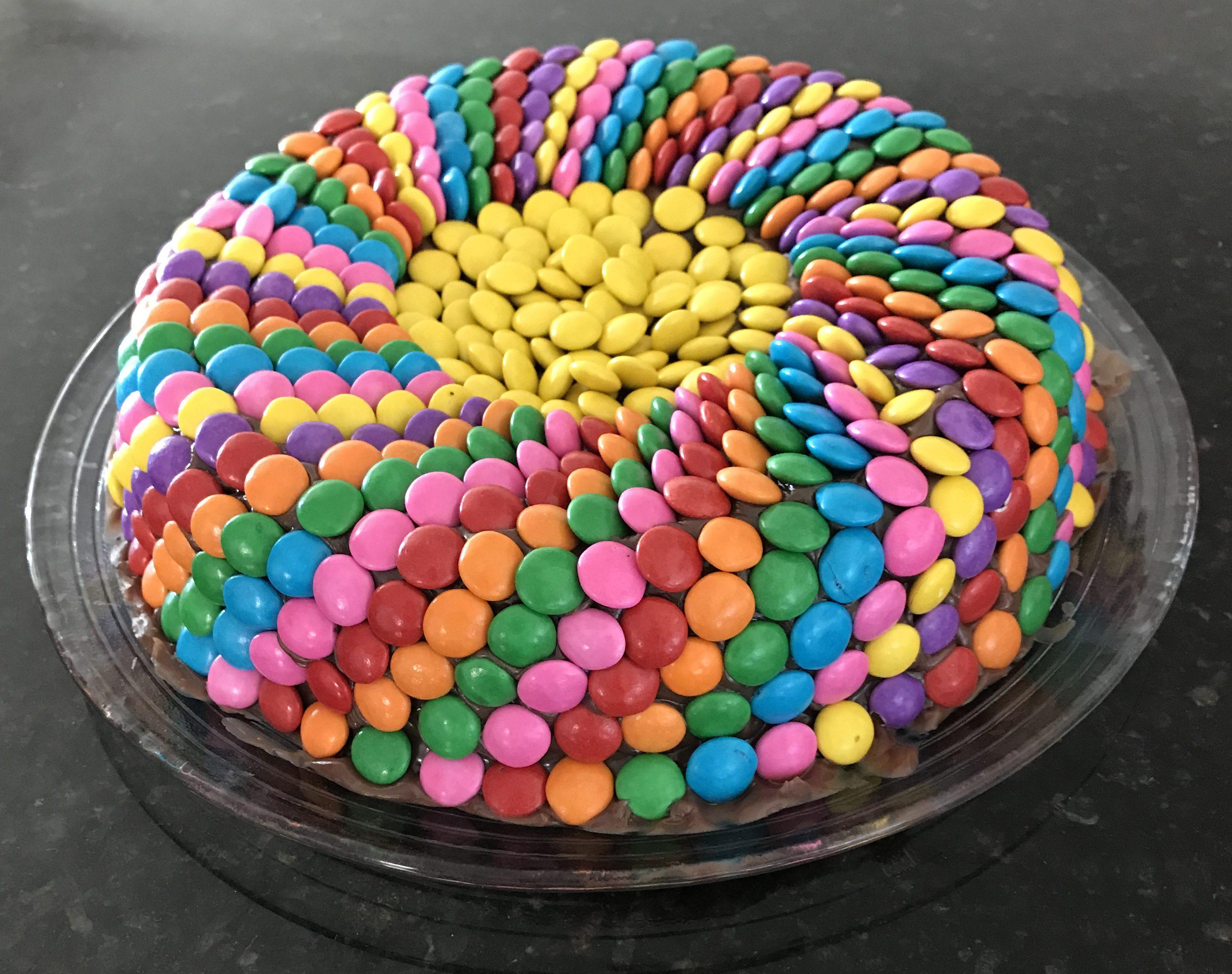 Receita simples de bolo de chocolate