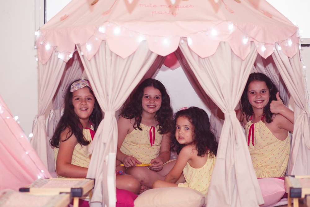 Festa do Pijama Curitiba