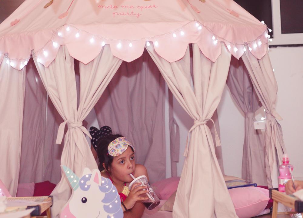 Festa do Pijama da Manuela | 9 anos