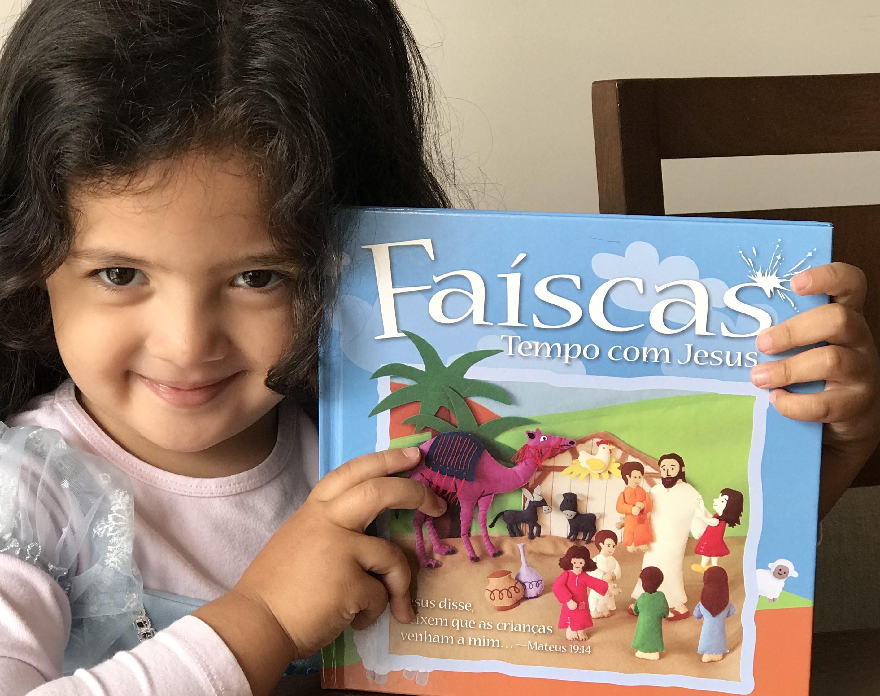 livro devocional para crianças