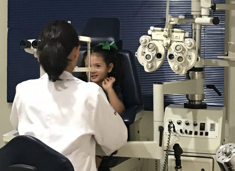 Quando levar a criança ao oftalmologista?