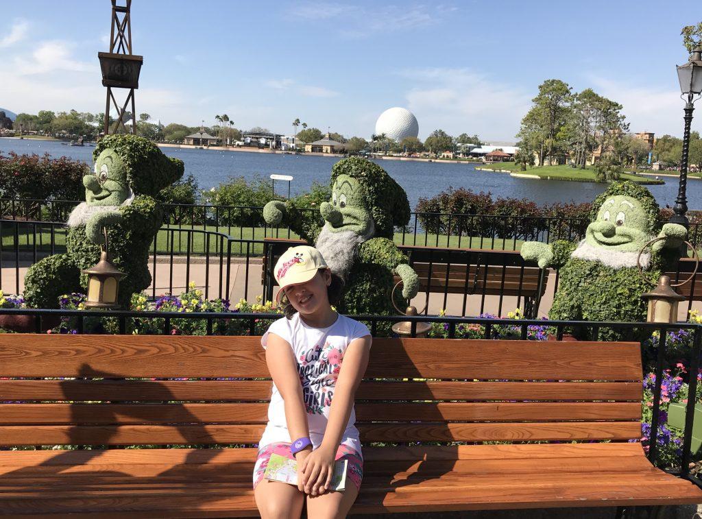 Dicas Disney com crianças Epcot