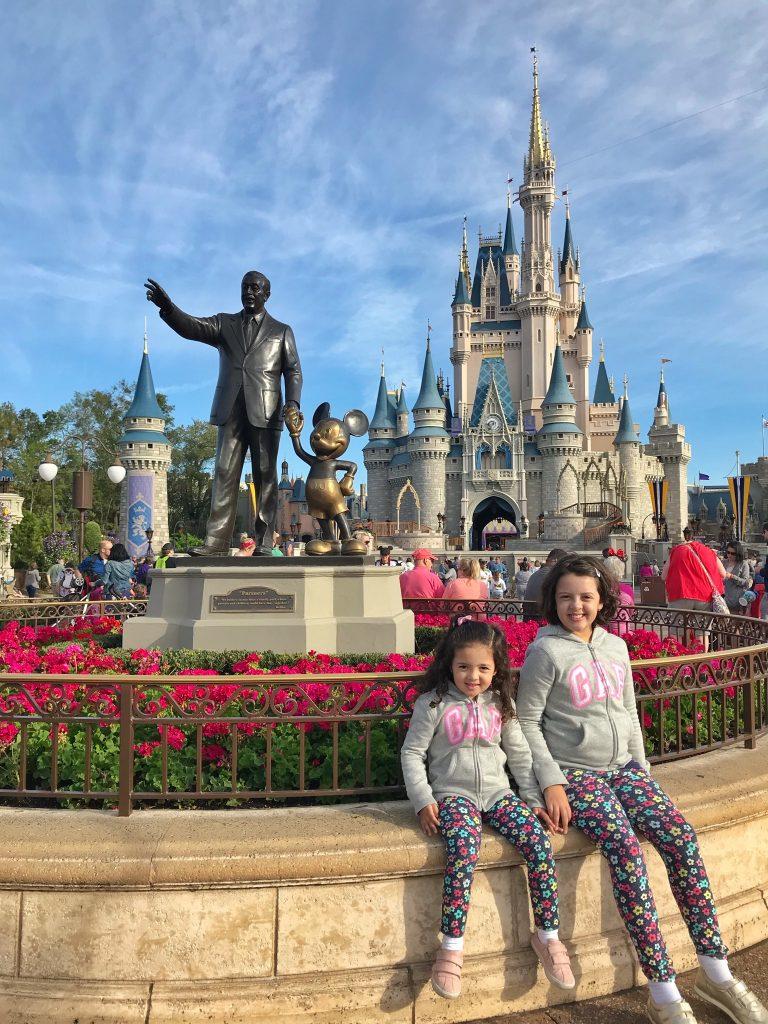 Dicas Disney com crianças Magic Kingdom