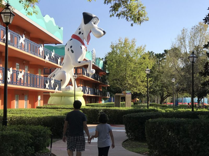 Hotel All-Star Movies Resort: hotel econômico Disney