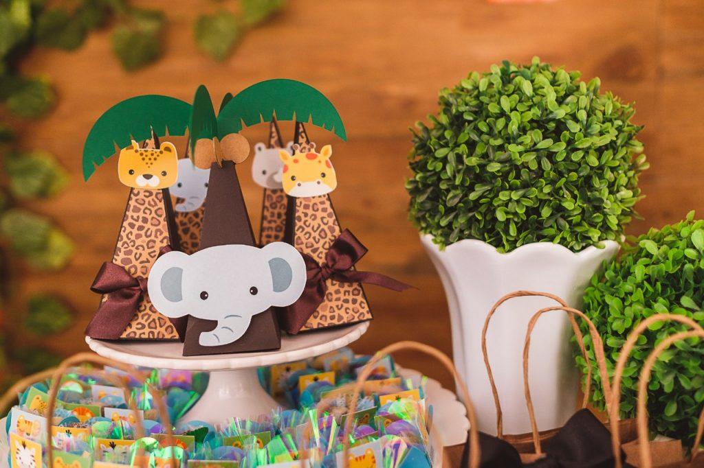 papelaria safari scrap festa