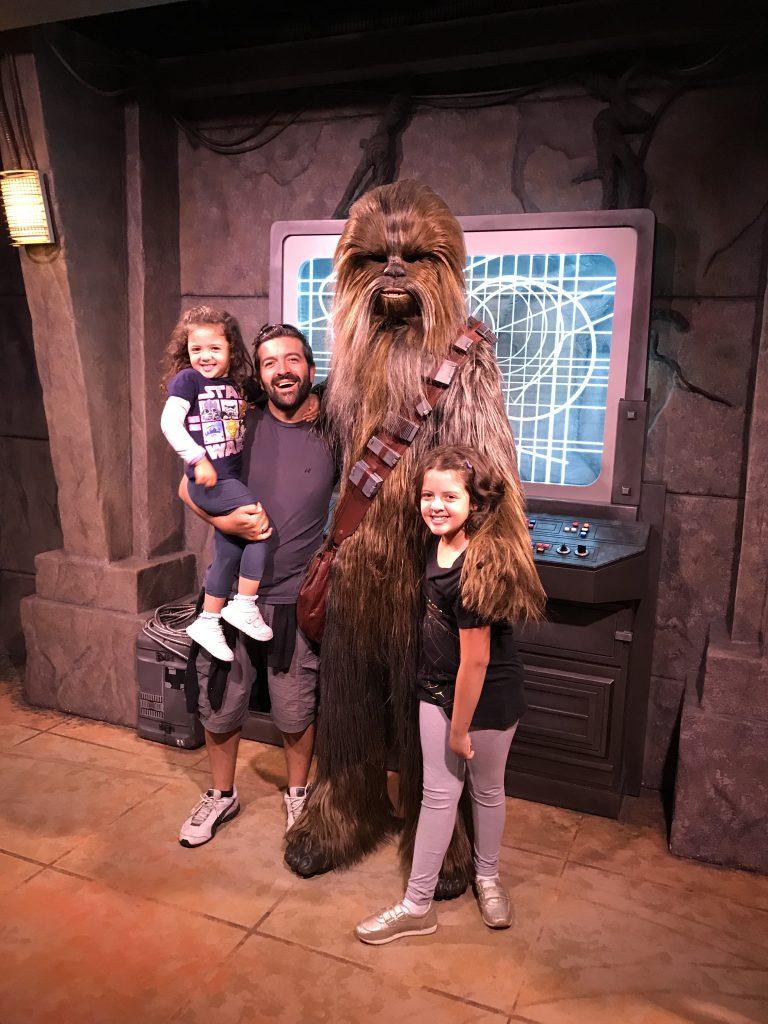 dicas disney com criança hollywood studios