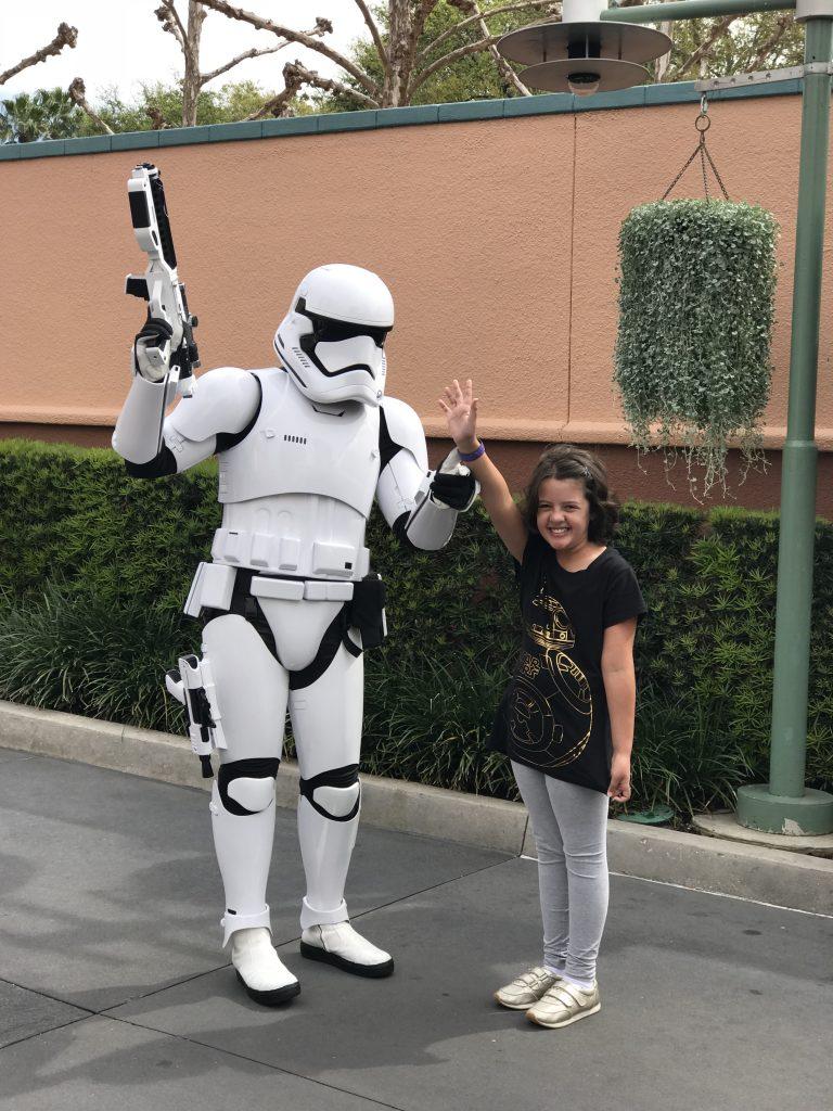 hollywood studios com crianças