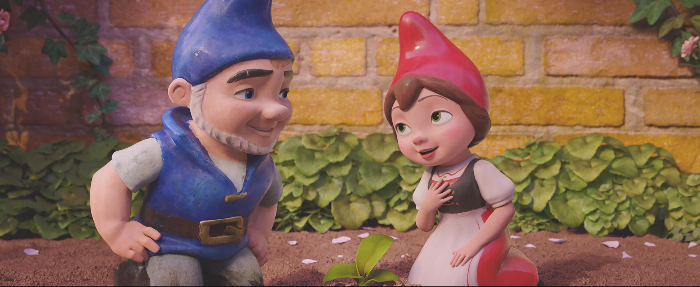 gnomeu e julieta mistério no jardim curitiba
