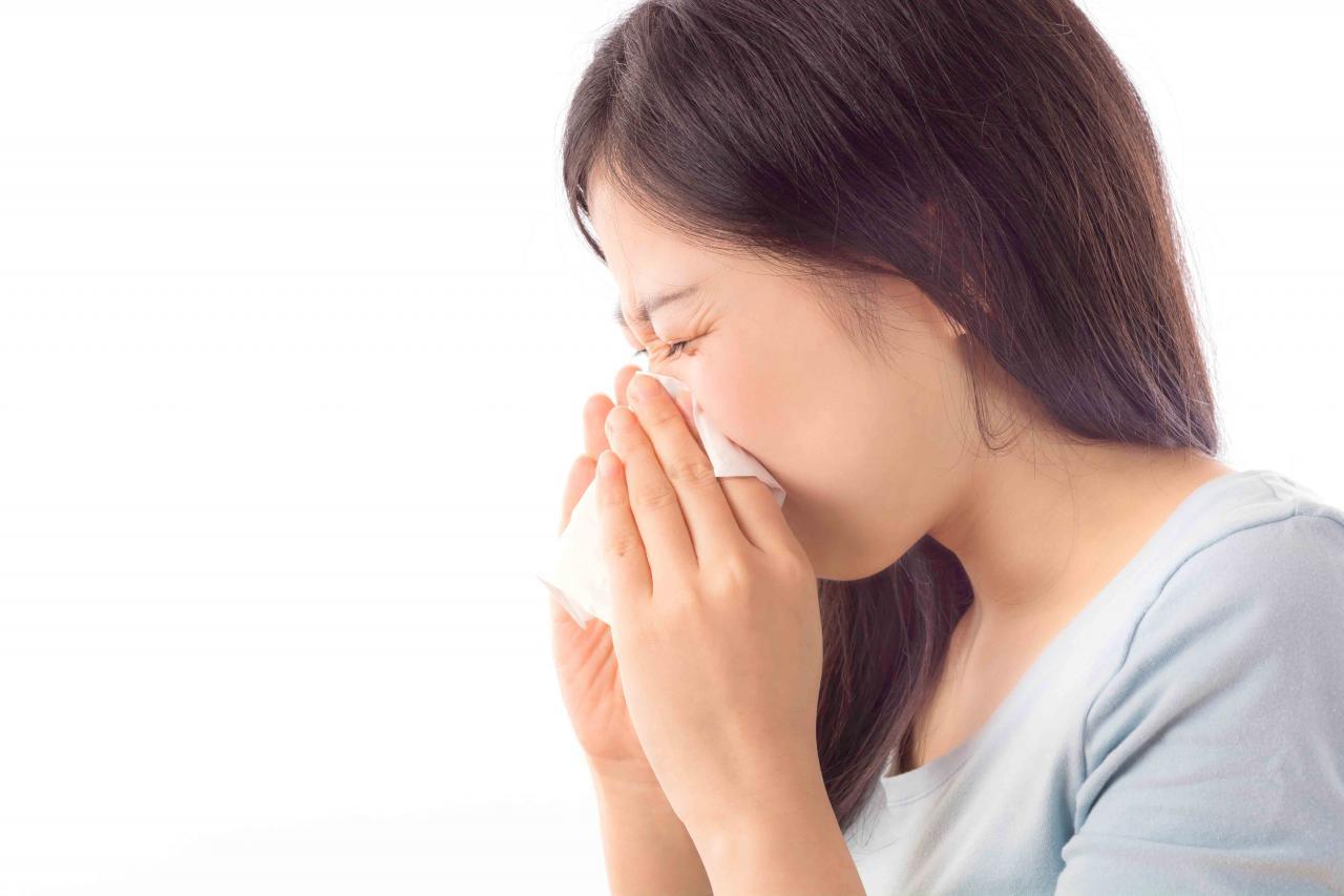 alergia asma e rinite durante a gravidez