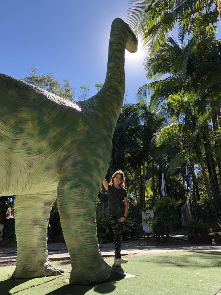 parque vila encantada dinossauros pomerode