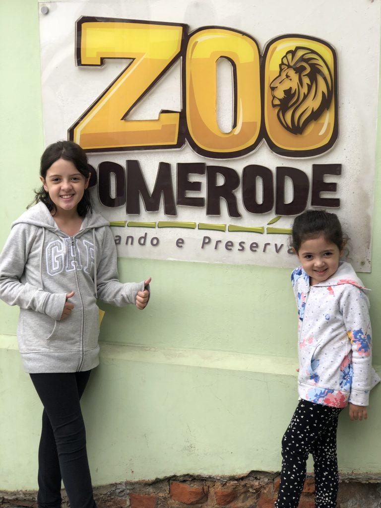 zoologico de pomerode