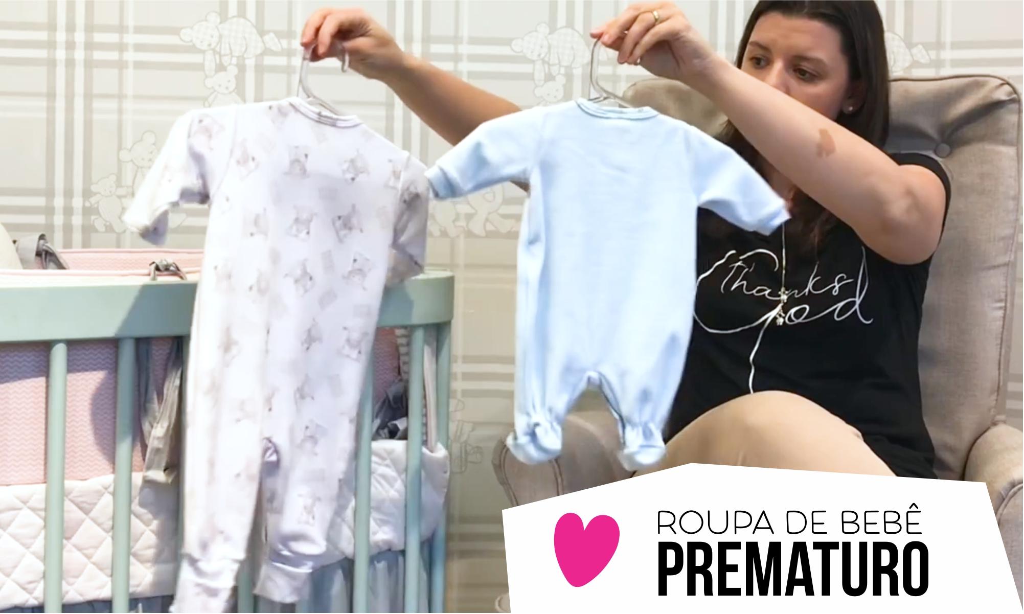 Onde comprar roupa de prematuro em Curitiba?
