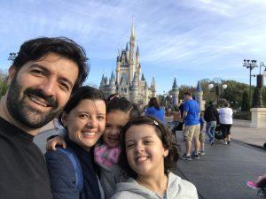 Nossa viagem para a Disney em 2018