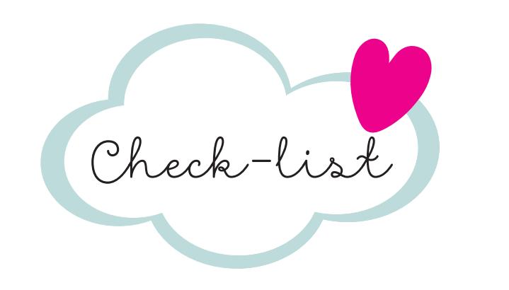 lista de enxoval de bebê para imprimir maternidade simples