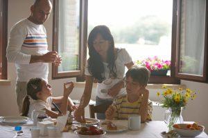A palavra gentil e o falar amável na criação de filhos