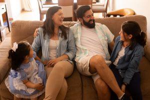 Valorize sua casa e sua família