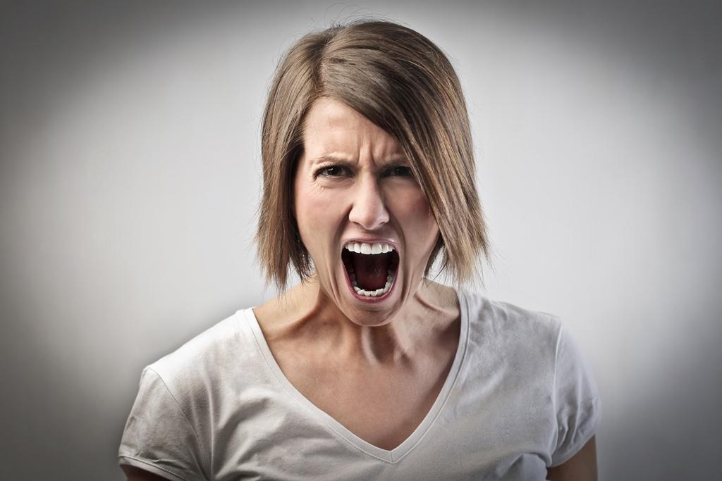 Como não gritar com os filhos